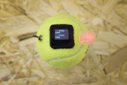 speedy tennis ball